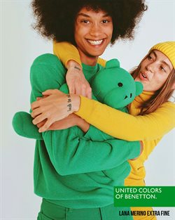 Catalogo United Colors Of Benetton a Firenze ( Scaduto )