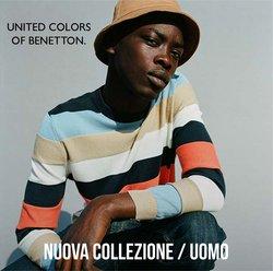 Offerte di United Colors Of Benetton nella volantino di United Colors Of Benetton ( Più di un mese)