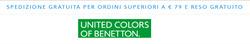 Offerte di United Colors Of Benetton nella volantino di Roma