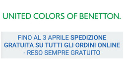 Coupon United Colors Of Benetton a Civitavecchia ( Per altri 3 giorni )