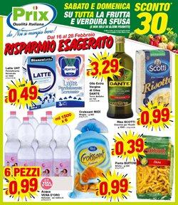 Offerte Discount nella volantino di Prix Quality a Thiene ( Per altri 3 giorni )