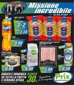 Offerte di Discount nella volantino di Prix Quality ( Per altri 4 giorni)