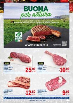 Offerte di Carne bovina a Metro