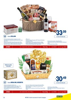 Offerte di Iper Supermercati nella volantino di Metro ( 2  gg pubblicati )