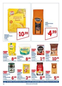 Offerte di Nestlé a Metro