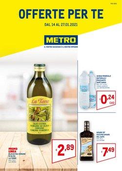 Offerte di Bartolini a Metro
