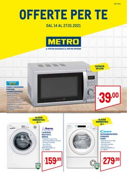 Catalogo Metro a Saronno ( Pubblicato ieri )