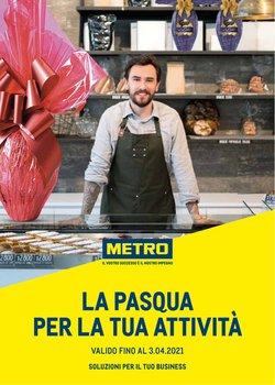 Offerte Iper Supermercati nella volantino di Metro a Molfetta ( Per altri 3 giorni )