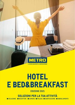 Offerte di Hotel a Metro