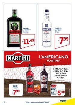 Offerte di Martini a Metro
