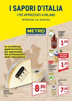 Offerte di Metro nella volantino di Metro ( Per altri 6 giorni)