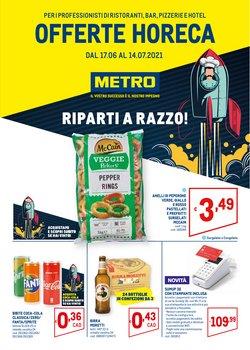 Offerte di Metro nella volantino di Metro ( Per altri 20 giorni)