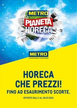 Offerte di Metro nella volantino di Metro ( Scade domani)