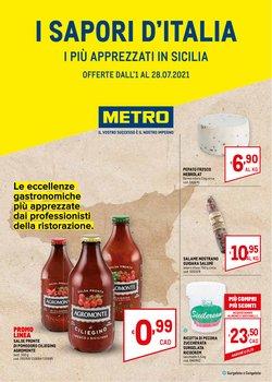 Offerte di Metro nella volantino di Metro ( Per altri 3 giorni)