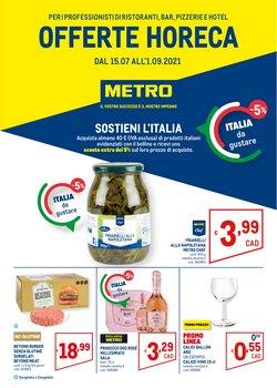 Offerte di Metro nella volantino di Metro ( Più di un mese)