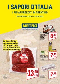 Offerte di Iper Supermercati nella volantino di Metro ( Più di un mese)