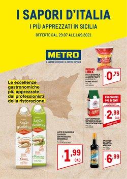 Offerte di Iper Supermercati nella volantino di Metro ( Pubblicato ieri)