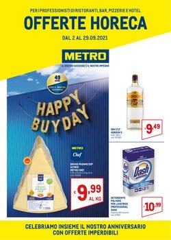 Offerte di Metro nella volantino di Metro ( Per altri 15 giorni)
