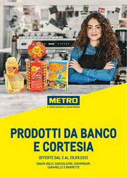 Offerte di Metro nella volantino di Metro ( Per altri 2 giorni)