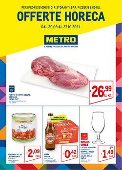Offerte di Metro nella volantino di Metro ( Per altri 4 giorni)