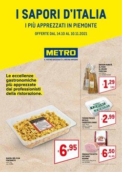 Offerte di Metro nella volantino di Metro ( Per altri 18 giorni)