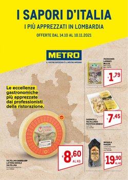 Catalogo Metro ( Per altri 18 giorni)