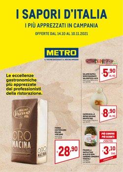 Offerte di Metro nella volantino di Metro ( Per altri 19 giorni)