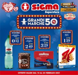 Catalogo Superstore Sigma ( Scaduto )