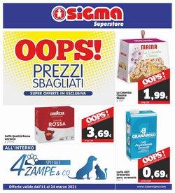 Catalogo Superstore Sigma a Milano ( Scaduto )