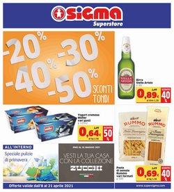 Catalogo Superstore Sigma a Milano ( Scade domani )