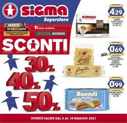 Catalogo Superstore Sigma ( Per altri 8 giorni)