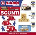 Catalogo Superstore Sigma a Napoli ( Per altri 4 giorni )