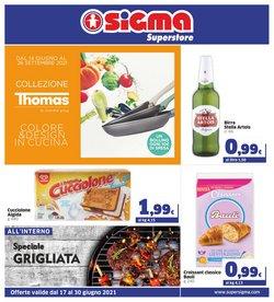 Offerte di Iper Supermercati nella volantino di Superstore Sigma ( Per altri 9 giorni)