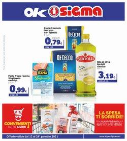 Catalogo Ok Sigma a Prato ( Per altri 9 giorni )