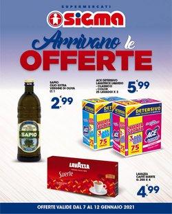 Catalogo Ok Sigma a Napoli ( Scaduto )
