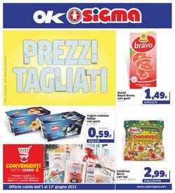 Offerte di Ok Sigma nella volantino di Ok Sigma ( Scaduto)