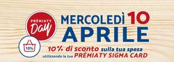 Offerte di Ok Sigma nella volantino di Milano