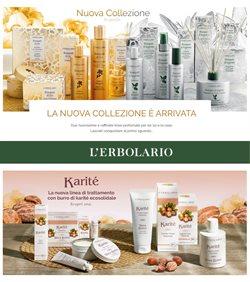Offerte Profumeria e Bellezza nella volantino di L'Erbolario a Cagliari ( Più di un mese )