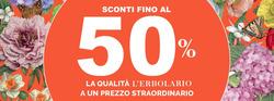 Coupon L'Erbolario a Benevento ( 2  gg pubblicati )
