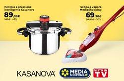Offerte di Tutto per la casa e Arredamento nella volantino di Kasanova ( Per altri 3 giorni)