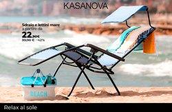 Catalogo Kasanova ( Pubblicato ieri)