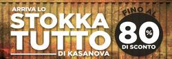 Offerte di Kasanova nella volantino di Roma