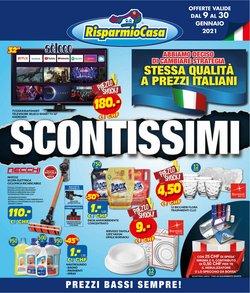 Offerte Tutto per la casa e Arredamento nella volantino di Risparmio Casa a Varese ( Per altri 3 giorni )