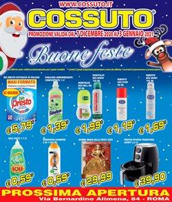 Catalogo Cossuto a Roma ( Scaduto )