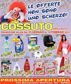 Catalogo Cossuto a Roma ( 2  gg pubblicati )