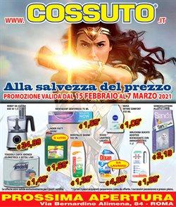 Catalogo Cossuto ( Scaduto )