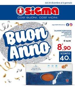 Catalogo Sigma a Parma ( Scaduto )