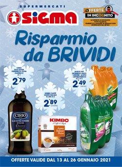 Offerte Iper Supermercati nella volantino di Sigma a Avellino ( Pubblicato ieri )