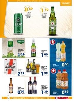 Offerte di Heineken a Sigma