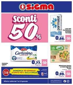 Catalogo Sigma a Sarzana ( Scaduto )